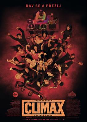 Climax - Poster - Czech Republic