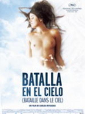 Batalla en el cielo - Poster - France