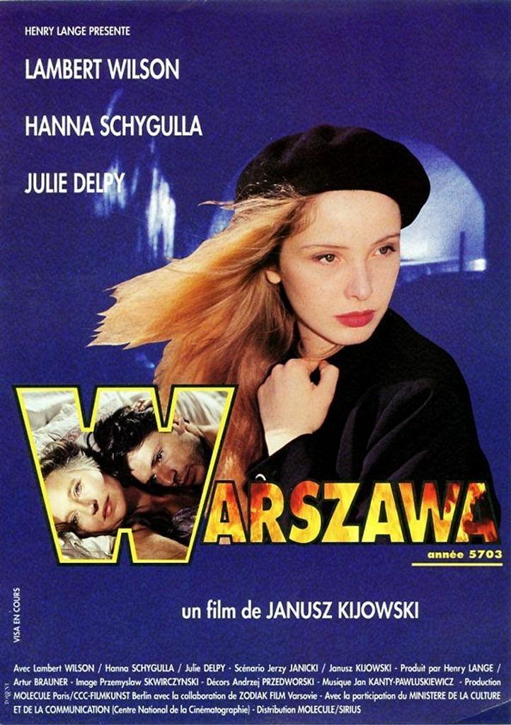 Warszawa, année 5703