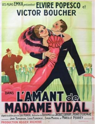 L'Amant de Madame Vidal
