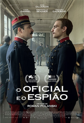 An Officer and a Spy - Brazil