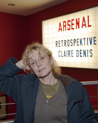 Claire Denis - © Marian Stefanowski - Arsenal - Institut für Film und Videokunst