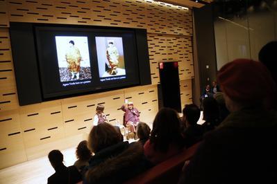 Magnífica edición del 22.° Rendez-Vous With French Cinema de Nueva York - Agnès Varda au Elinor Bunin Monroe Theater - © Bestimage