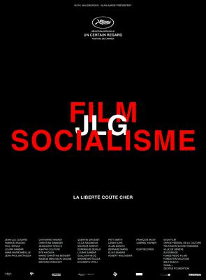 Film Socialisme - Poster France