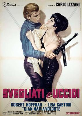 Frente al amor y la muerte - Poster - Italie