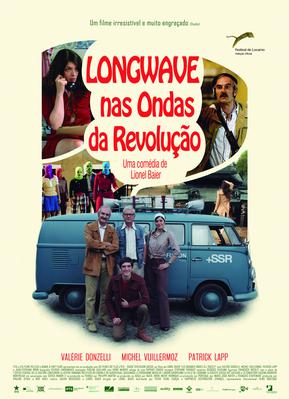 Les Grandes Ondes (À l'ouest) - Poster - Brazil