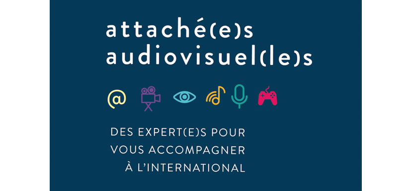 Adopt an audiovisual attaché at Cannes!