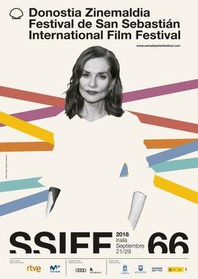 Festival Internacional de Cine de San Sebastián (SSIFF) - 2018