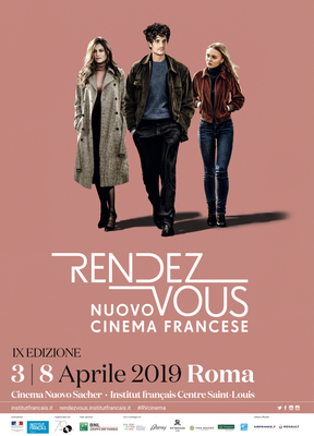 Rendez-vous with New French Cinema in Rome - 2019