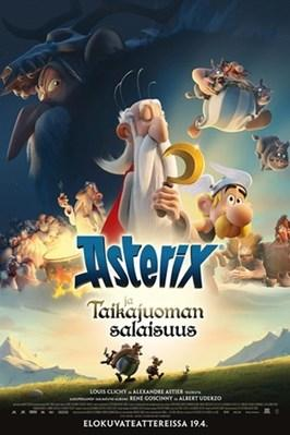 Astérix: The Secret of the Magic Potion - Poster - Finland