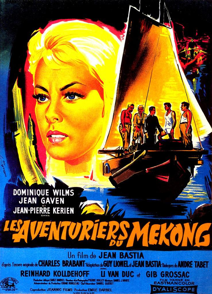Adventurers in Indochina