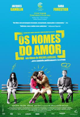The Names of Love - Poster - Brésil