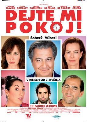 No molestar - Poster - Czech Republic
