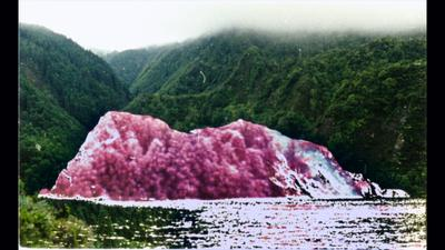Volcano: What Does a Lake Dream?