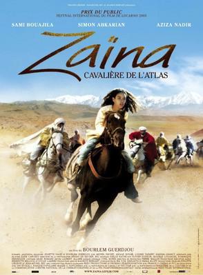 Zaïna, cavalière de l'atlas (esp)