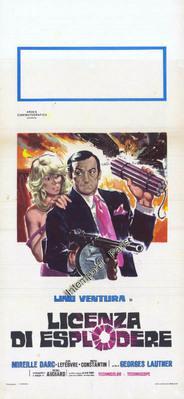 Los Gángsters no se jubilan - Affiche italienne