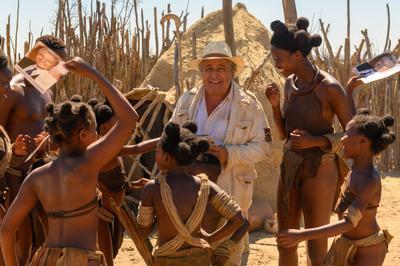Vacaciones en África - © Eskwad - Pathé Films - Christine Tamalet