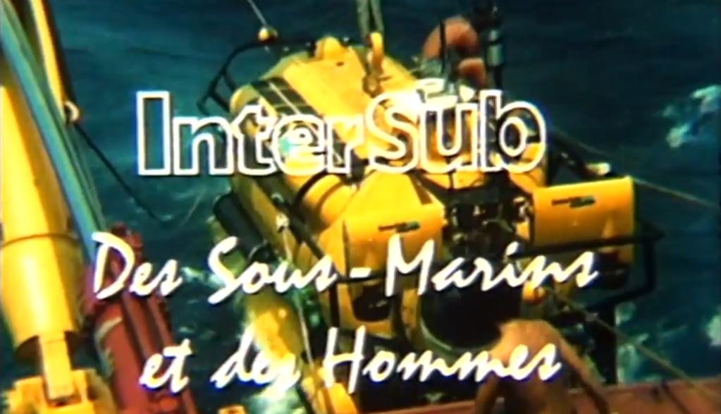 Intersub - Des sous-marins et des hommes