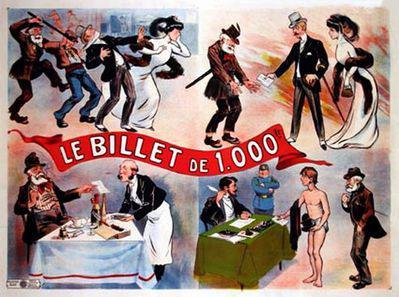 Le Billet de mille