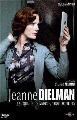 Jeanne Dielman, 23, Quai du Commerce, 1080 Bruxelles - Jaquette DVD France