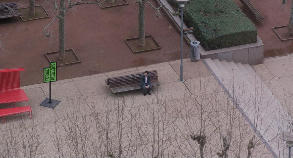 L'Homme silencieux - © Mabel Films