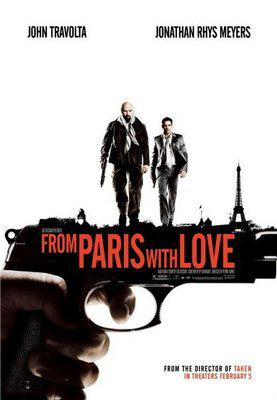 From Paris With Love - Preview Poster (2)