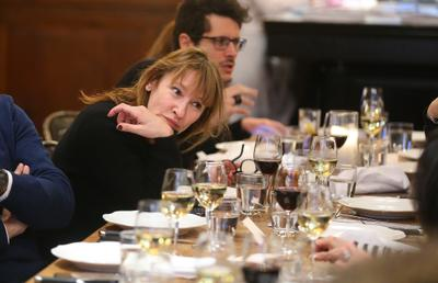 Très belle édition des 22e Rendez-Vous With French Cinema à New York - Emmanuelle Bercot au Press Brunch - © Bestimage