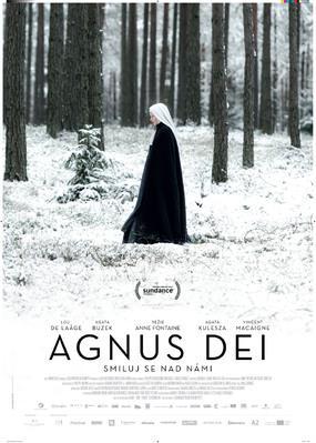 Agnus Dei - Poster - Czech Republic