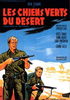 Les Chiens verts du désert