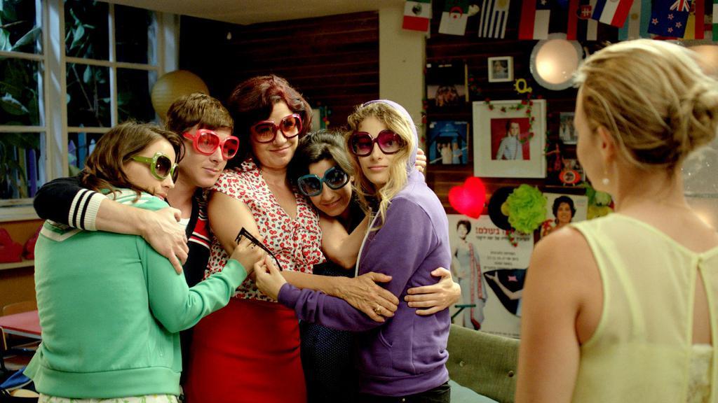 Gali Rosenbaum - © Bananot Ltd Partnership Chic Films