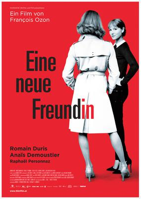 Une nouvelle amie - Poster - Austria