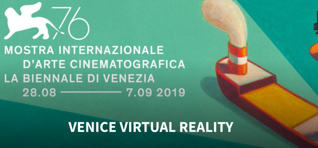 Toute la VR française au Festival de Venise