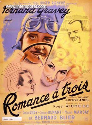 Romance à trois