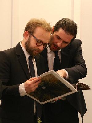 ニューヨーク ランデブー・今日のフランス映画 - Nicolas Pariser et Melvil Poupaud