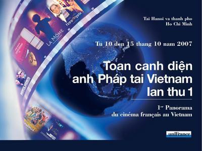 Le cinéma français voyage pour la 1ère fois au Vietnam
