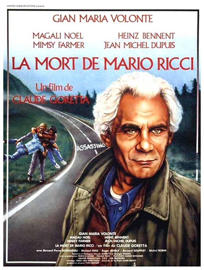 The Death of Mario Ricci