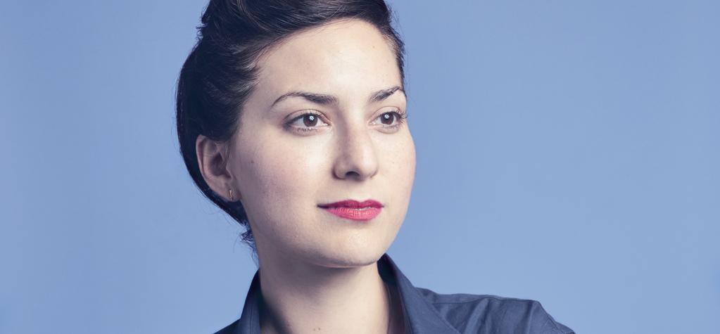 ¡Rebecca Zlotowski, miembro del Jurado del MyFrenchFilmFestival!