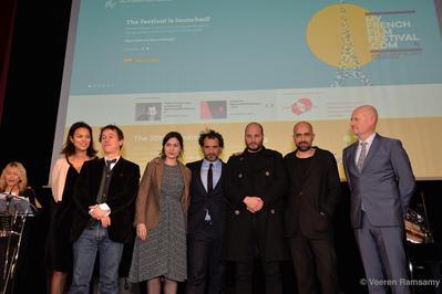 Revivez la soirée de lancement de la 7e édition de MyFrenchFilmFestival