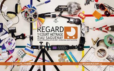 REGARD - Festival Internacional de cortometraje en Saguenay - 2010