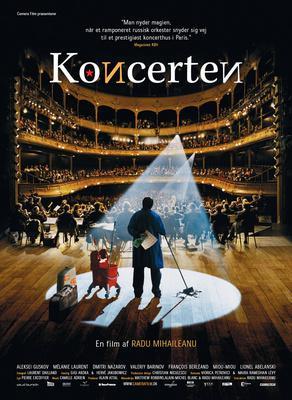 Le Concert - Poster - Denmark - © Camera Film