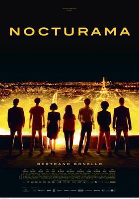 Nocturama - Poster - Czech Republic