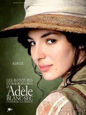 Les Aventures extraordinaires d'Adèle Blanc-Sec - Poster - Suisse - 1