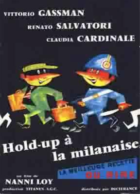 Hold-up à la milanaise