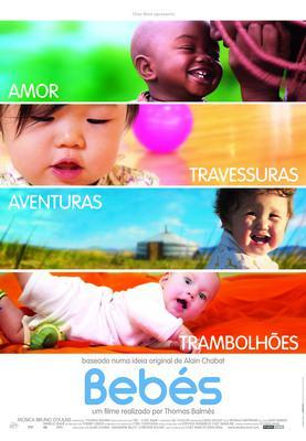 Bébés - Affiche Portugal