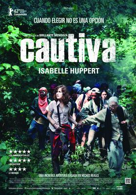 Captive - Poster - Spain