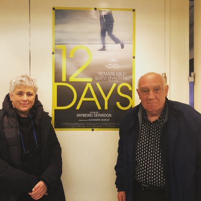 Portfolio - Claudine Nougaret et Raymond Depardon