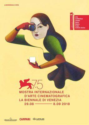ヴェネツィア国際映画祭 - 2018