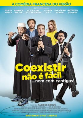 Coexister - Poster - Portugal