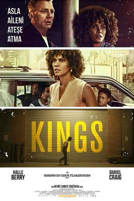 Kings - Poster - Turkey