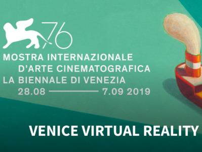 All of the French VR works at the Venice Film Festival